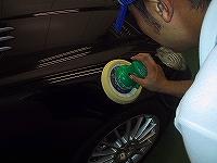 名張の自動車の内装、外装の修理、修復や板金、塗装もすべてお受け致します。カーリペア