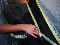 名張の自動車の内装、外装の修理、修復や板金、塗装もすべてお受け致します。塗装